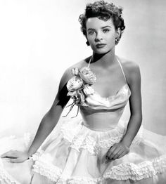 Jean Peters was an American actress, known as a star of 20th Century Fox in the late 1940s and early 1950s and as the second wife of Howard Hughes.