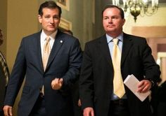 Utah Senator Mike Lee Expects Ted Cruz to be the GOP Nominee.   [So do I.]