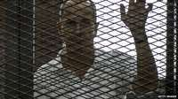 BBC Newsbeat (Feb 2015)  Free speech in Egypt: What you can't say and why.  How using social media can lead to prison.