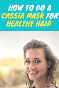 Have you ever tried a Cassia hair mask? You should! It's one of the best secrets for strong, healthy hair! Long Hair Tips, Grow Long Hair, Easy Hairstyles For Long Hair, Vitamins For Hair Growth, Hair Vitamins, Healthy Hair Tips, Healthy Hair Growth, Diy Hair Care, Hair Care Tips