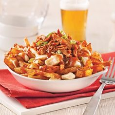 Bewitching Is Junk Food To Be Blamed Ideas. Unbelievable Is Junk Food To Be Blamed Ideas. Healthy Meals For Kids, Healthy Recipes, Yummy Recipes, Poutine Recipe, Good Food, Yummy Food, Fat Burning Foods, Junk Food, Pork Recipes