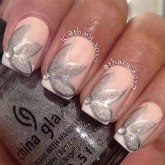 Amazing Wedding Nail Art Designs Ideas 2014