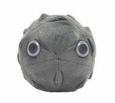 Giant Microbes Polio (Poliovirus): Amazon.co.uk: Toys & Games