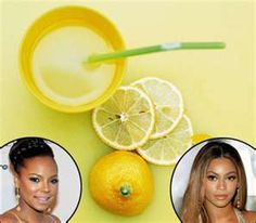 Beyonce and Ashanti live by this diet. The Lemon Diet... try it works.