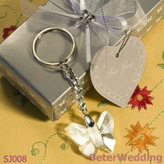 Aliexpress.com : Buy Choice Crystal Butterfly Design Key Chains SJ008 Wedding Favor, Wedding Gift, Wedding Souvenir from Reliable Wedding Favor suppliers on Shanghai Beter Gifts Co., Ltd. $99,999.00