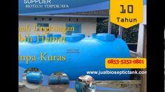Harga Biotech Septic Tank Bandung | Septic Tank Bio Terpercaya | 0853-52...