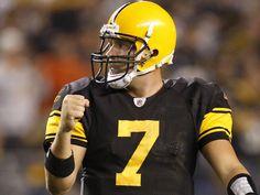 Ben Roethlisberger- Pittsburgh Steelers