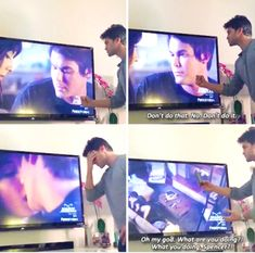 Keegan reacting to Spencer and Caleb (and representing the majority of the fandom) spoby Frases Pretty Little Liars, Preety Little Liars, Movies Showing, Movies And Tv Shows, Fandoms, Pll Memes, Pll Quotes, Spencer And Toby, Lectures