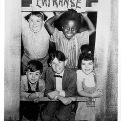 I always have and ways will love the Little Rascals. This episode was one of the many 'shows in the barn' that the kids put o n.