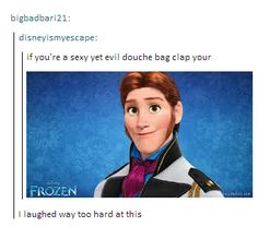 Sorry for all of the Frozen pins.  They're just too funny, and they're all over Pinterest.
