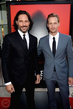 Alex & Joe -- True Blood Season 6 Premiere