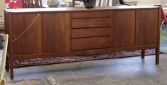 Danish Sideboard in teak, made in the beginning of the 60s. Dimensions:210 cm x 84 cm x 45 cm. For more info, contact: hans.borgelin@tele2.se