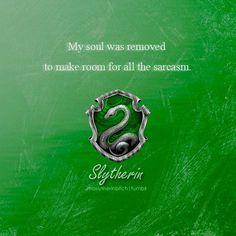 slytherin house mottos | Via Lady Becca
