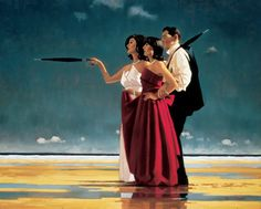 Jack Vettriano - Missing Man