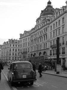 Regent street, Londres, Angleterre