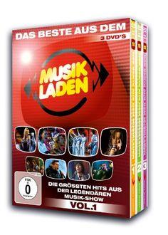 Various Artists - Das beste aus dem Musikladen, Vol. 1 [3 DVDs] VARIOUS http://www.amazon.de/dp/B0099NUW9I/ref=cm_sw_r_pi_dp_vWx4vb04SETNQ