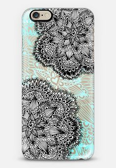 Zentangle phone case