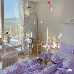 Room Design Bedroom, Room Ideas Bedroom, Bedroom Decor, Cool Bedroom Ideas, Cute Room Ideas, Cute Room Decor, Ideas Dormitorios, Deco Studio, Pastel Room