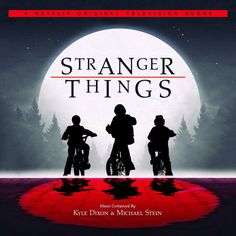 Stranger Things OST Custom Cover (The Lost Boys) by anakin022.deviantart.com on @DeviantArt
