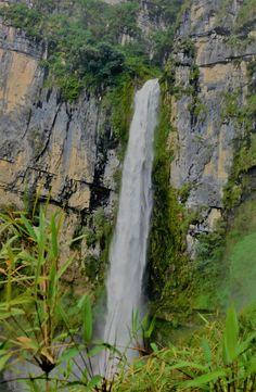 Catarata el Cornelio, Vista Alegre, Celendin, Cajamarca