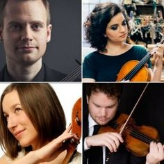 du 23 Fevrier au 4 Mars 2017      Retour vers le Future         8th MNM (Montreal / New Musics)            from February 23 till March 4, 2... Added 3 × 4 = 12: Le Marathon de Quatuors / 3 × 4 = 12: The Quartet Marathon