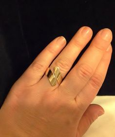 A personal favorite from my Etsy shop https://www.etsy.com/listing/178860553/gold-adjustable-ringgold-nontarnish