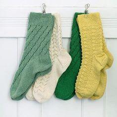 Ravelry: 11 Sokker pattern by Rauma Designs Diy Crochet And Knitting, Crochet Socks, Knitting Socks, Baby Knitting, Wool Socks, Diy Embroidery, Knitted Shawls, Mitten Gloves, Pattern