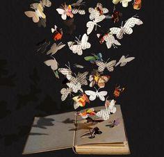 Book Art - Su Blackwell