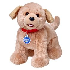 15 in. Build-A-Bear Promise Pets™ Golden Retriever | Build-A-Bear Workshop
