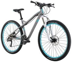 AmazonSmile : Diamondback Bicycles Women's 2016 Lux Sport Hard Tail Complete Mountain Bike : Sports & Outdoors