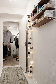 Boho Deco Chic: Vivir en un apartamento de 1 habitación pero así de bonito... se lo perdonamos y todo!