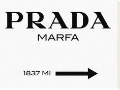 Elmgreen and Dragset「Prada Marfa Sign」