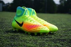 The full review of Nike Magista Obra II Cleats which is Nike's latest soccer cleats. They are designed to make the user better at playing football