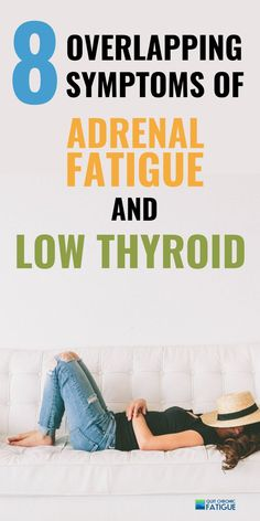 The Adrenal and Thyroid Connection (How It Affects Hypothyroidism)
