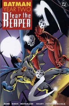 Batman Year Two Fear The Reaper - Trade Paperback Issue / 2002