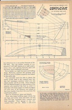 Plans for Boat Building Yacht Design, Boat Design, Speed Boats, Power Boats, Sailing Lessons, Sailboat Plans, Hobbies For Couples, Boat Kits, Boat Building Plans