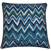 Found it at AllModern - Ikat Cotton Pillow