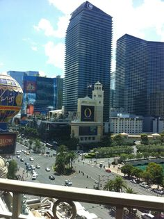 Las Vegas... The Cosmo is awesome!!
