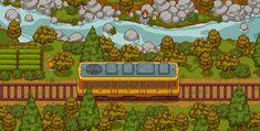 How To Pixel Art, Cool Pixel Art, Game Creator, Pixel Art Games, Game Start, Rpg Maker, Environment Concept Art, Backyard Games, 2d Art