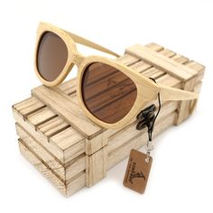 NativeShades Sunglasses-wooden/bamboo Hand Made