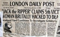 The Ripper's 5th victim, Mary Jane Kelly.