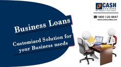 Cash Suvidha - Get easy and instant solution for your financial needs. #BusinessLoan #SmallBusinessLoan #CashSuvidha