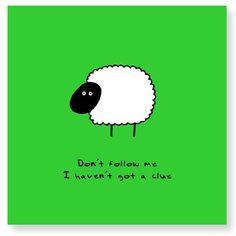Follow.  Wonderful, - funny and sad :)