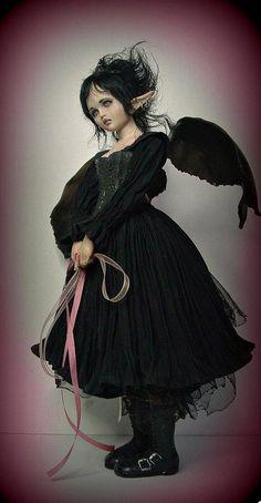 Fairy Doll. OOAK.