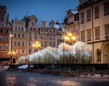 fountain in the market square