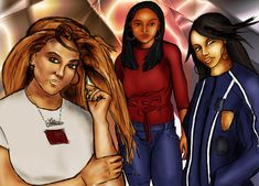 3LW by K. Berry [©2018] Play That Funky Music, Berry, Disney Characters, Fictional Characters, Disney Princess, Bury, Fantasy Characters, Disney Princesses, Disney Princes