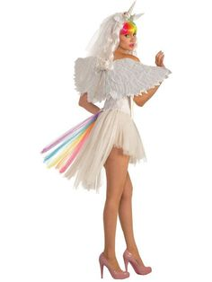 Check out Adult Unicorn Tutu from Wholesale Halloween Costumes