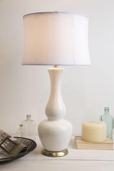 Rugsnlights.com - Table Lamp-White Linen-Like and Ivory White,  (http://www.rugsnlights.com/table-lamp-white-linen-like-and-ivory-white/)