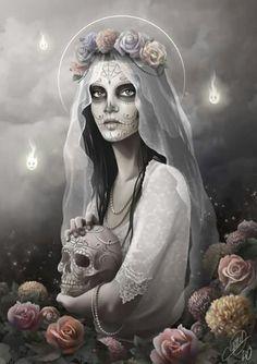 La santa muerte                                                                                                                                                                                 More