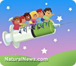 Latest research shows vaccinated children more chronically ill than non-vaccinated